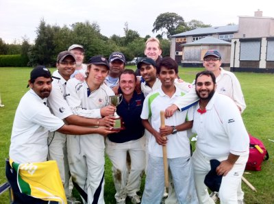 Metcalfe Final Winners vs APNA 2011