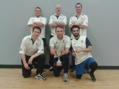 Indoor 6s winners 2014
