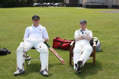 President's XI 2009 - Pete Maksimczyk & John MacConnachie