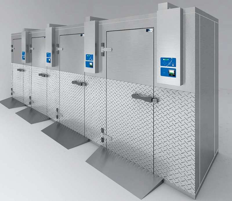Refrigeration: a guide to freezers, blast chillers and cold rooms
