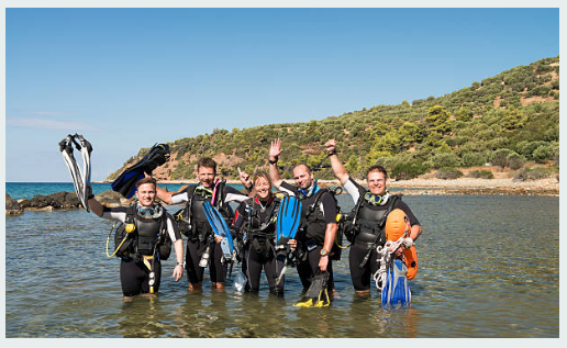 Basic Requirements to get Scuba Diving Certification