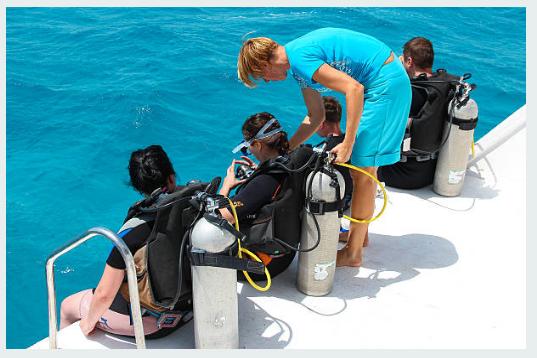 Advantages a Certified Scuba Diver Enjoys