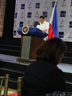 President of Phillipines