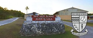 Niue High School UV Water