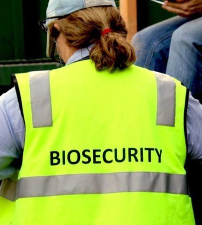 New Biosecurity Notice