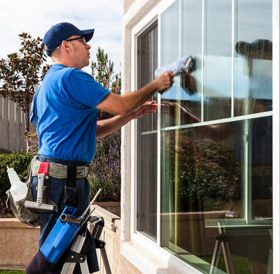 Why Should You Hire Window Cleaning Services?