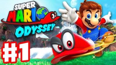 6 Games Like Super Mario Odyssey
