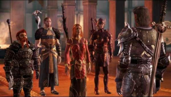 Top 5 Games Like Dragon Age Origins