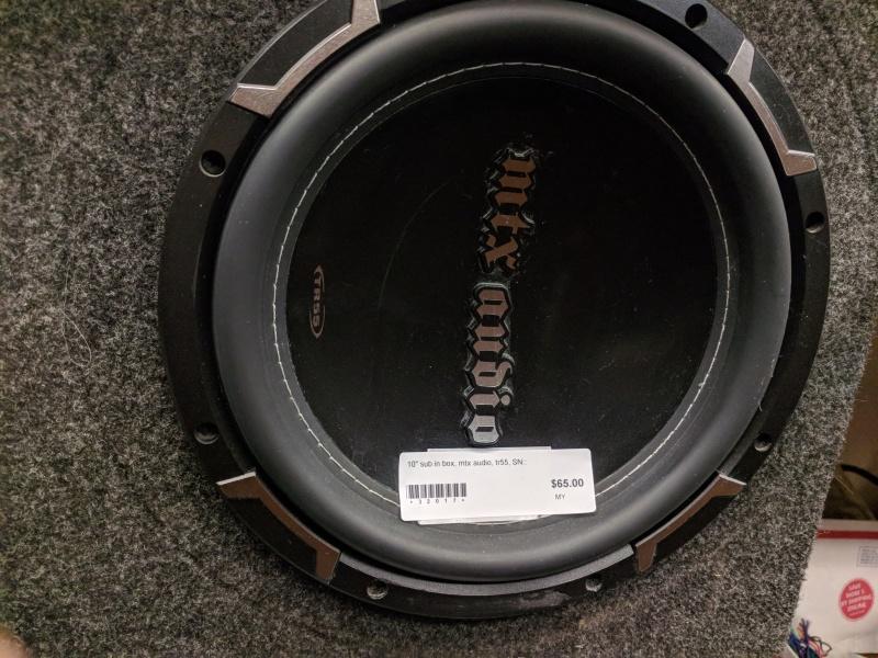 Mtx Audio TR55