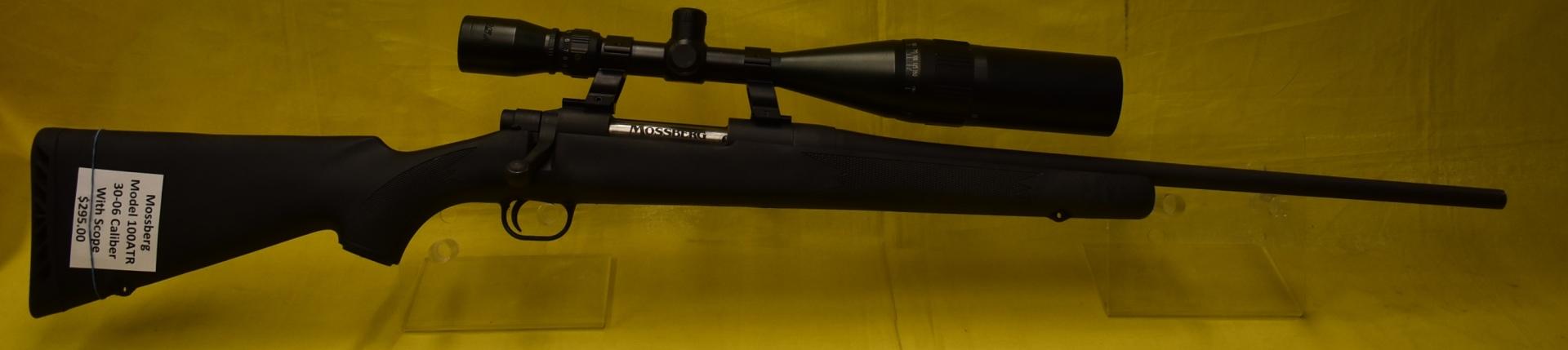 Mossberg Model 100ATR