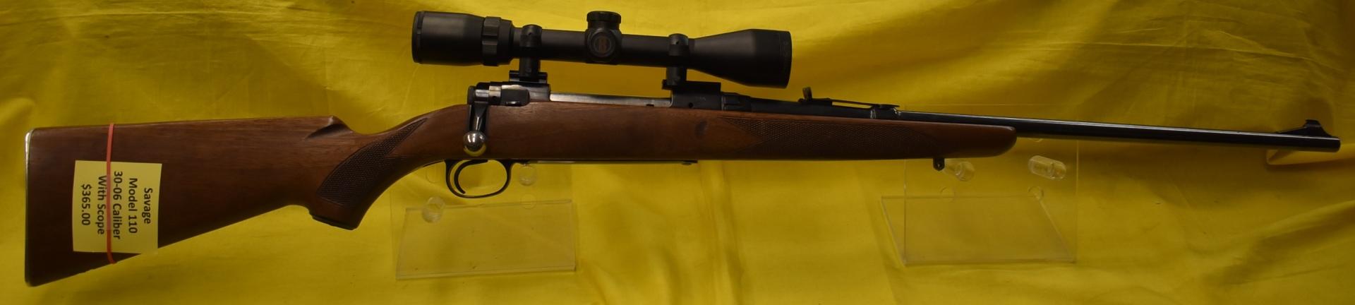 Savage Model 110