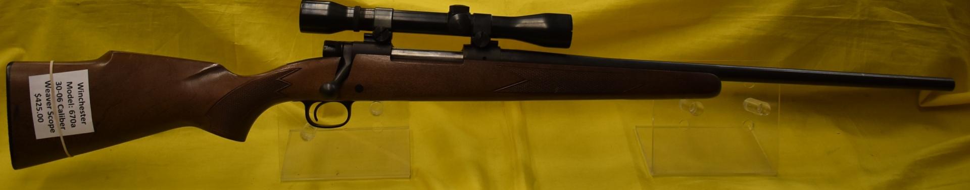 Winchester Model 670A