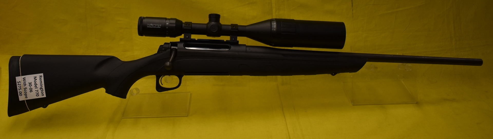 Remington  Model 770