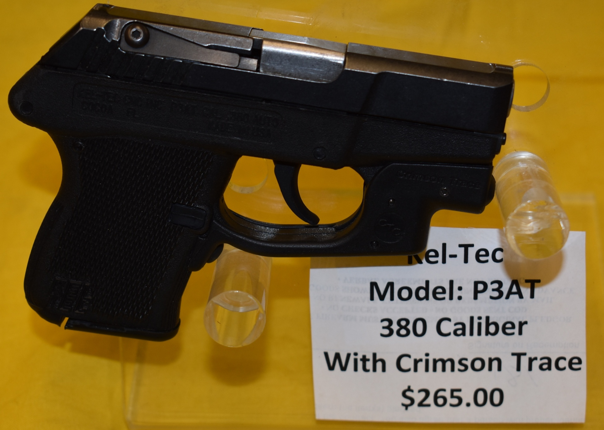 Kel-Tec model P3AT