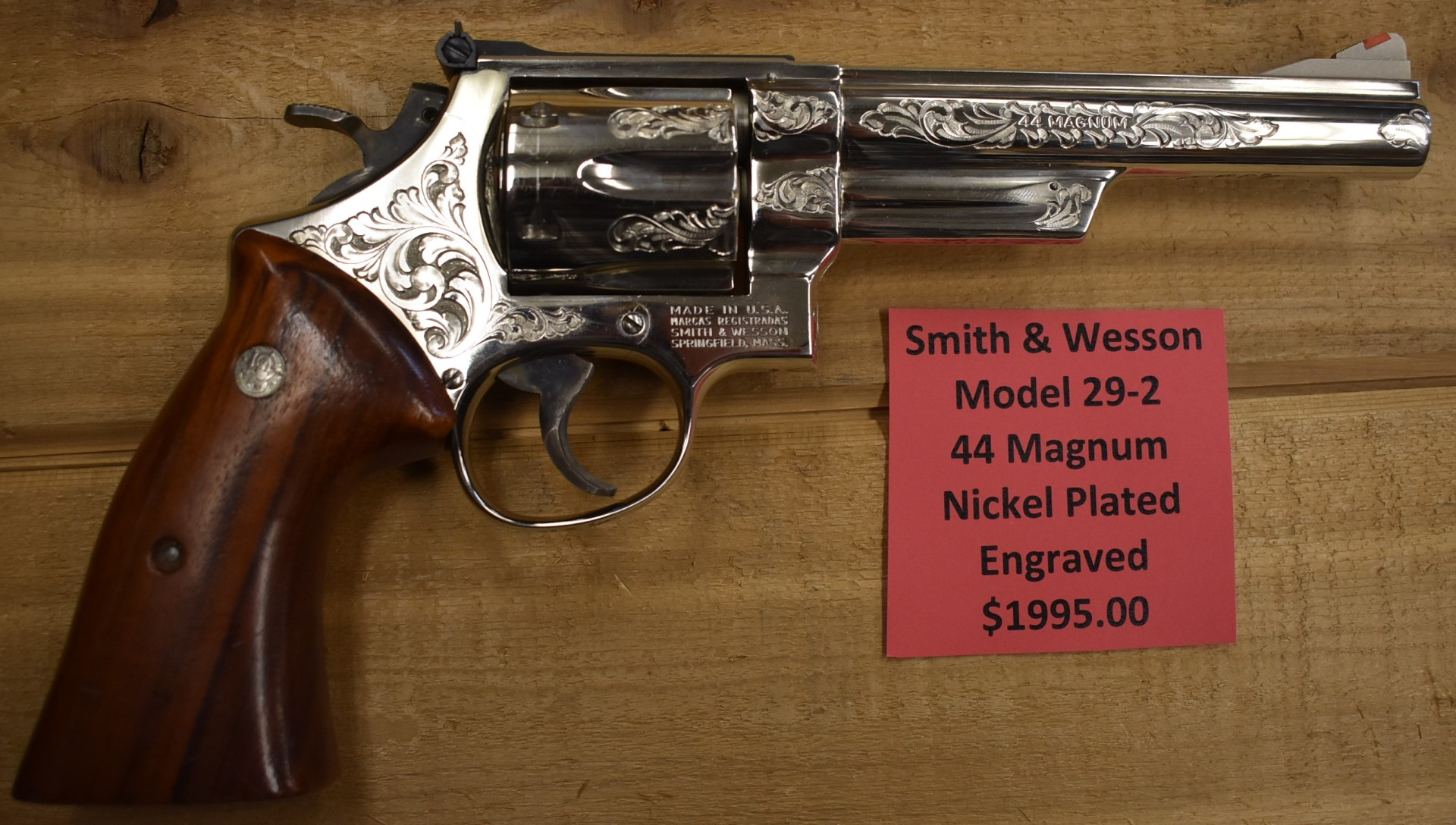 Smith And Wesson Model 29-2
