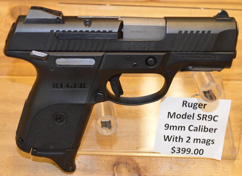 Ruger Model SR9C