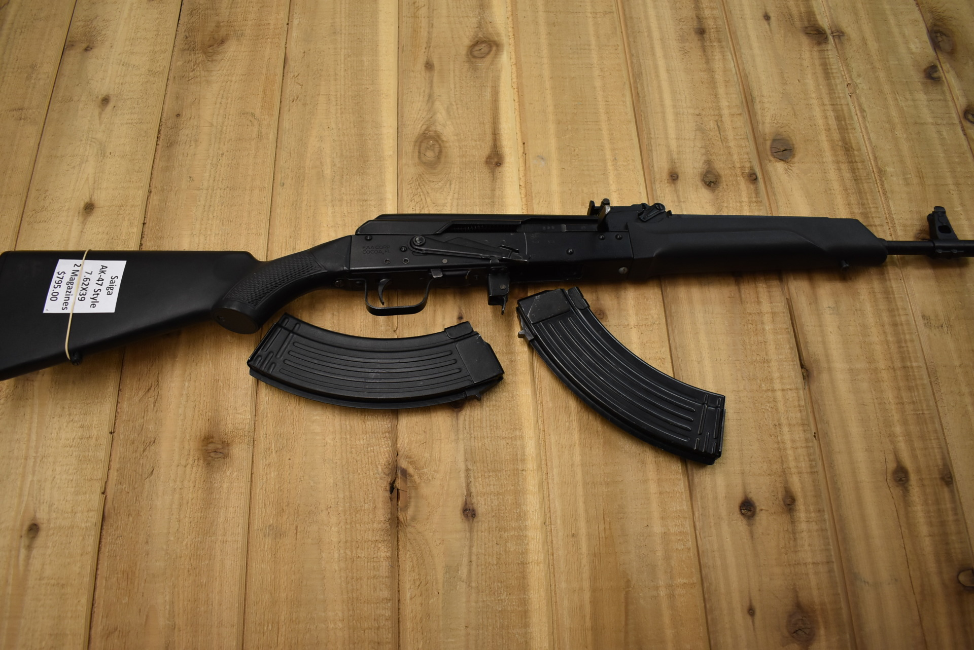 Saiga AK-47 Style