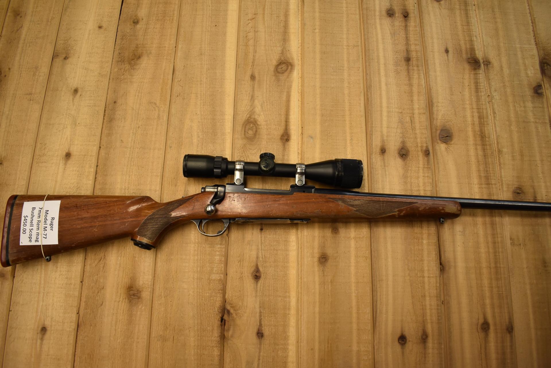 Ruger Model M-77