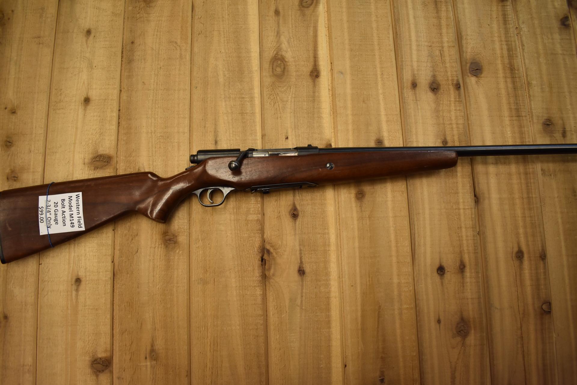 Western Field Model M149
