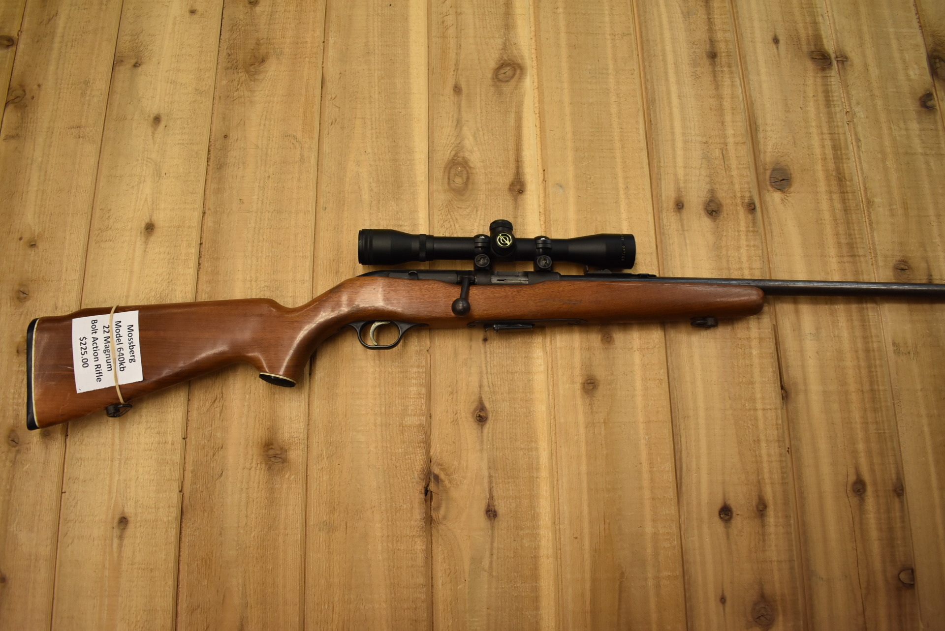 Mossberg Model 640KB