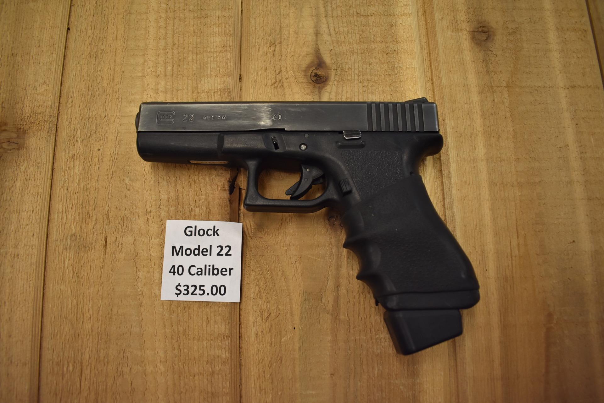 Glock Model 22