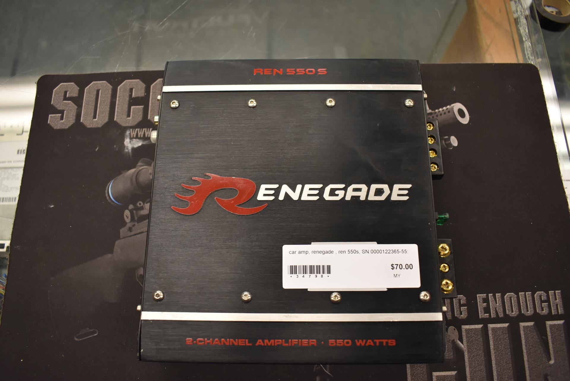 Renegade Ren 550s