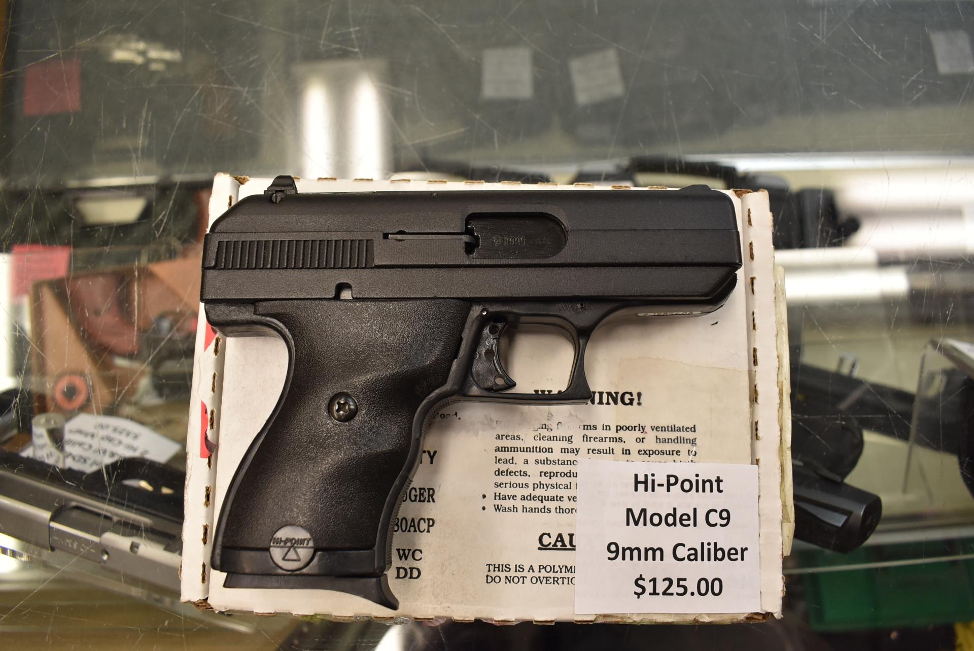 Hi-Point Model C9