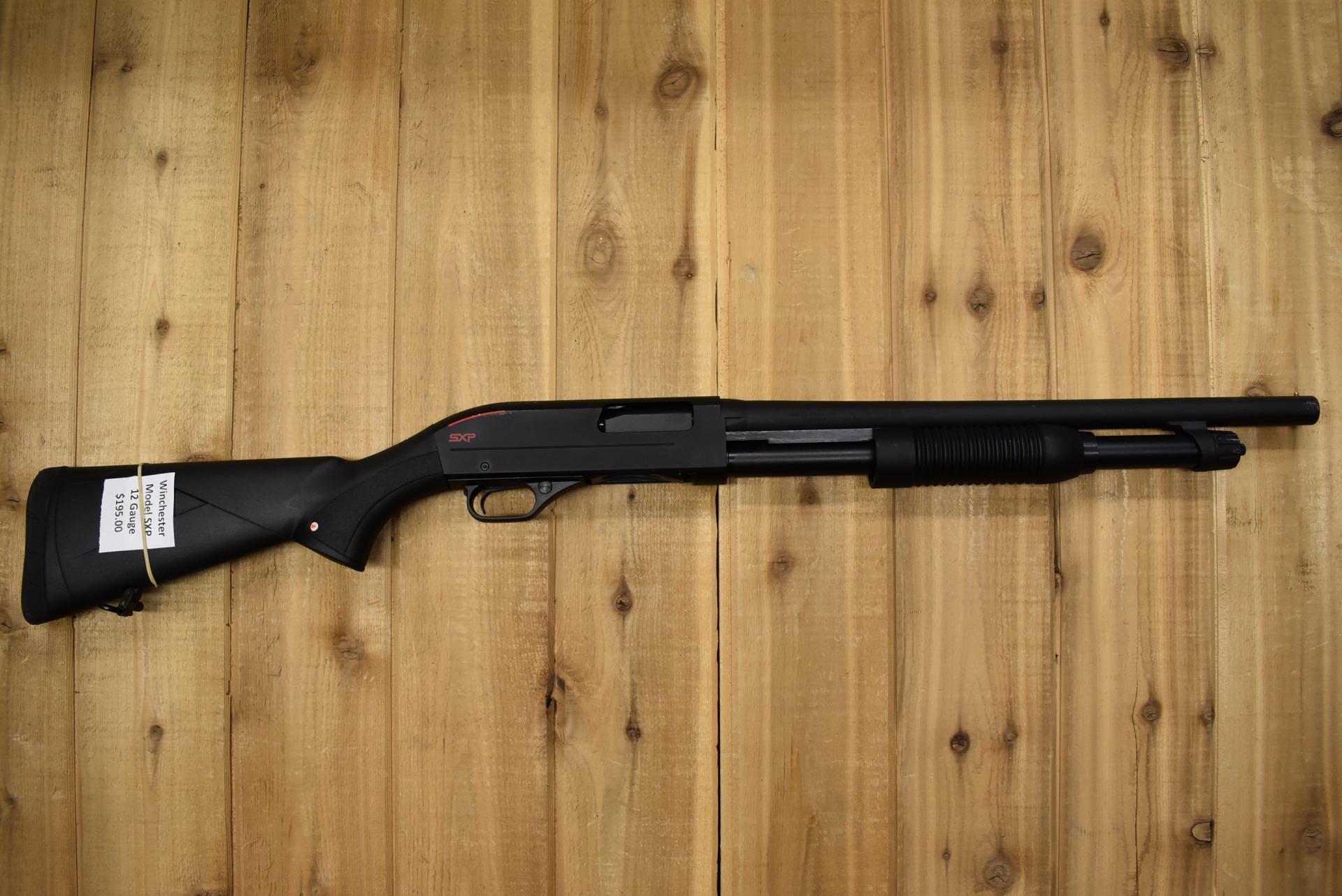 Winchester Model SXP