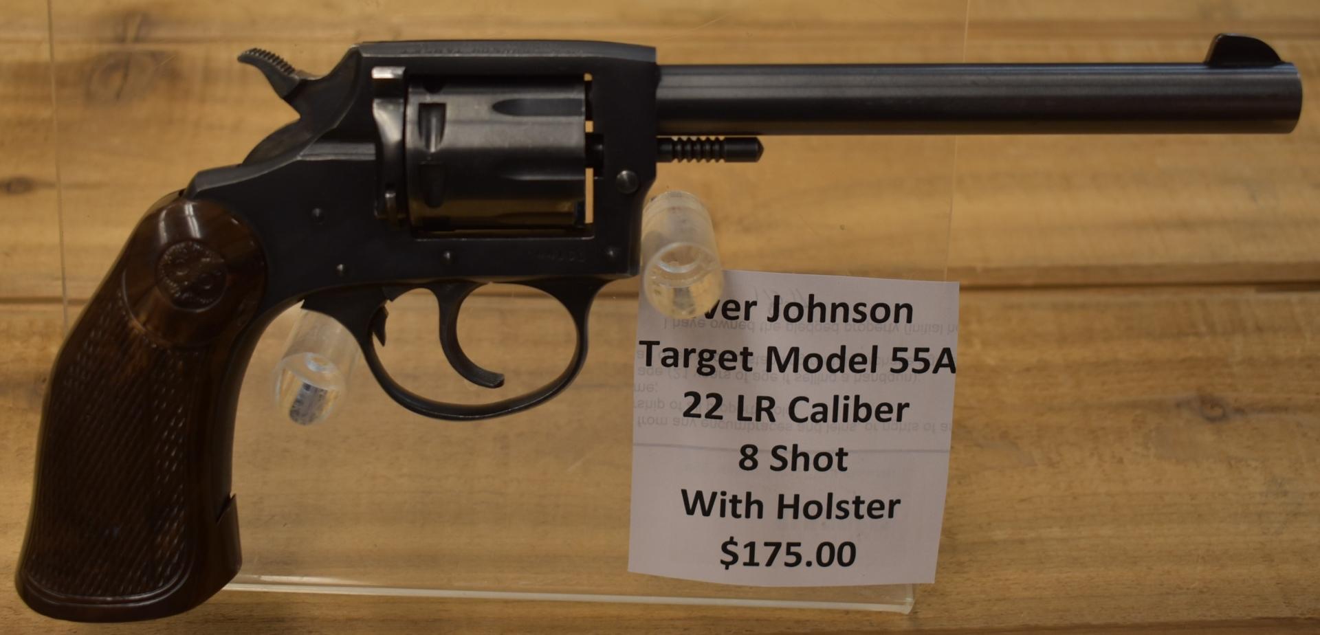 Iver Johnson Target Model 55A