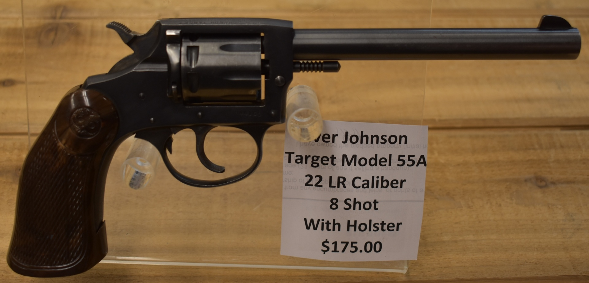 Iver Johnson Target Model 55A