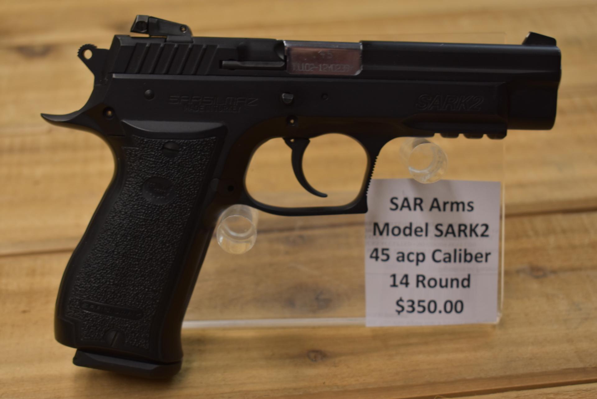 SAR Arms 45 acp