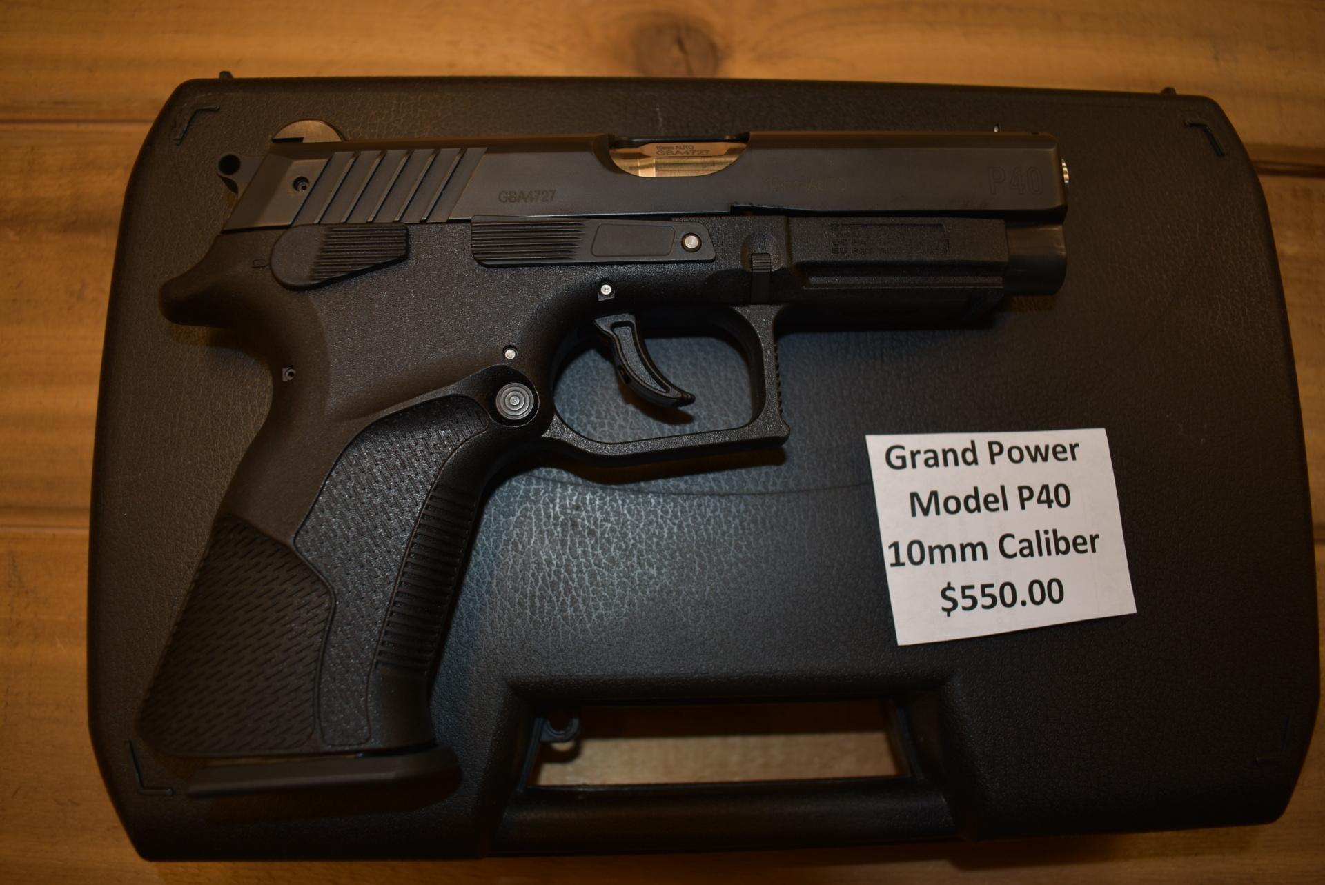 Grand Power 10mm
