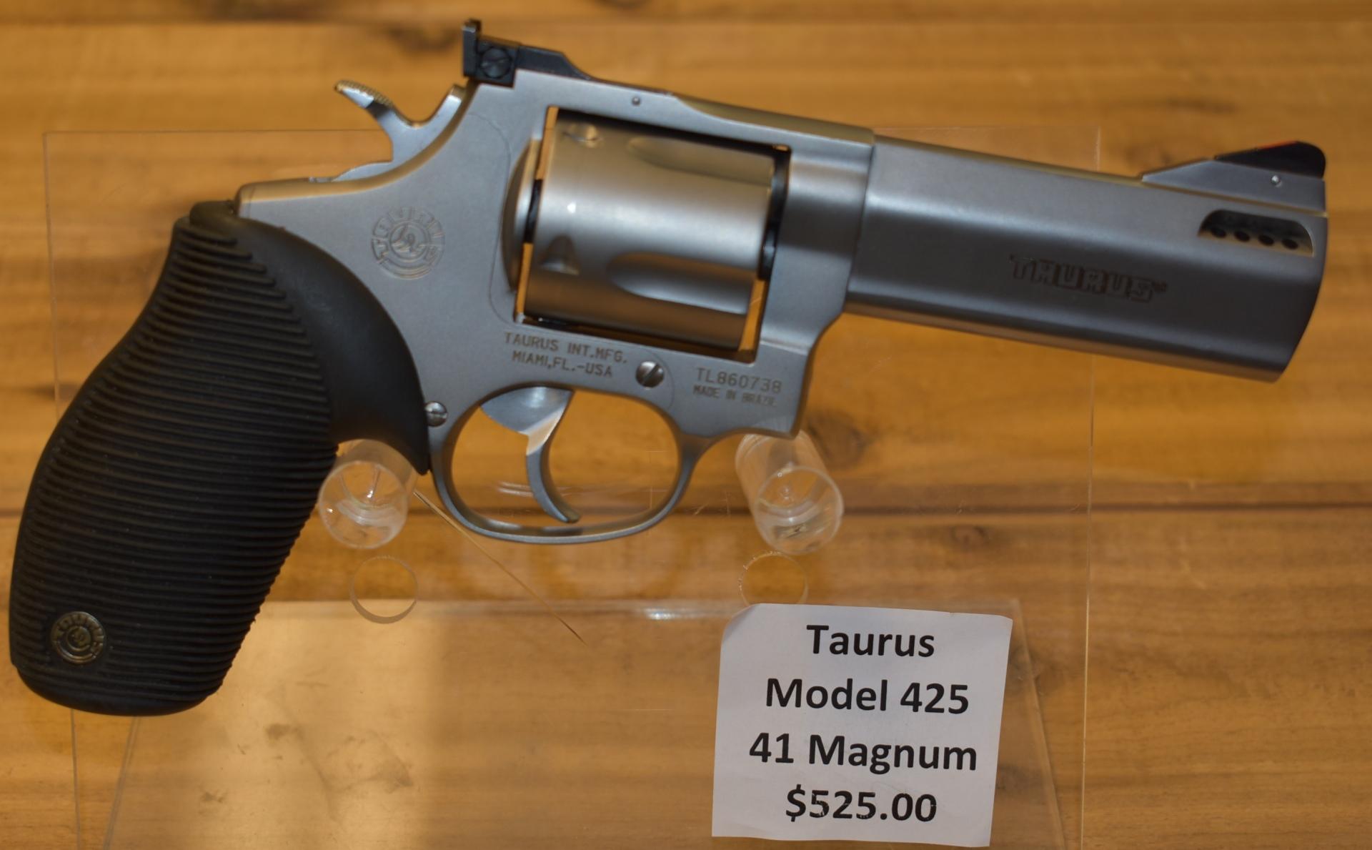 Taurus 41 magnum