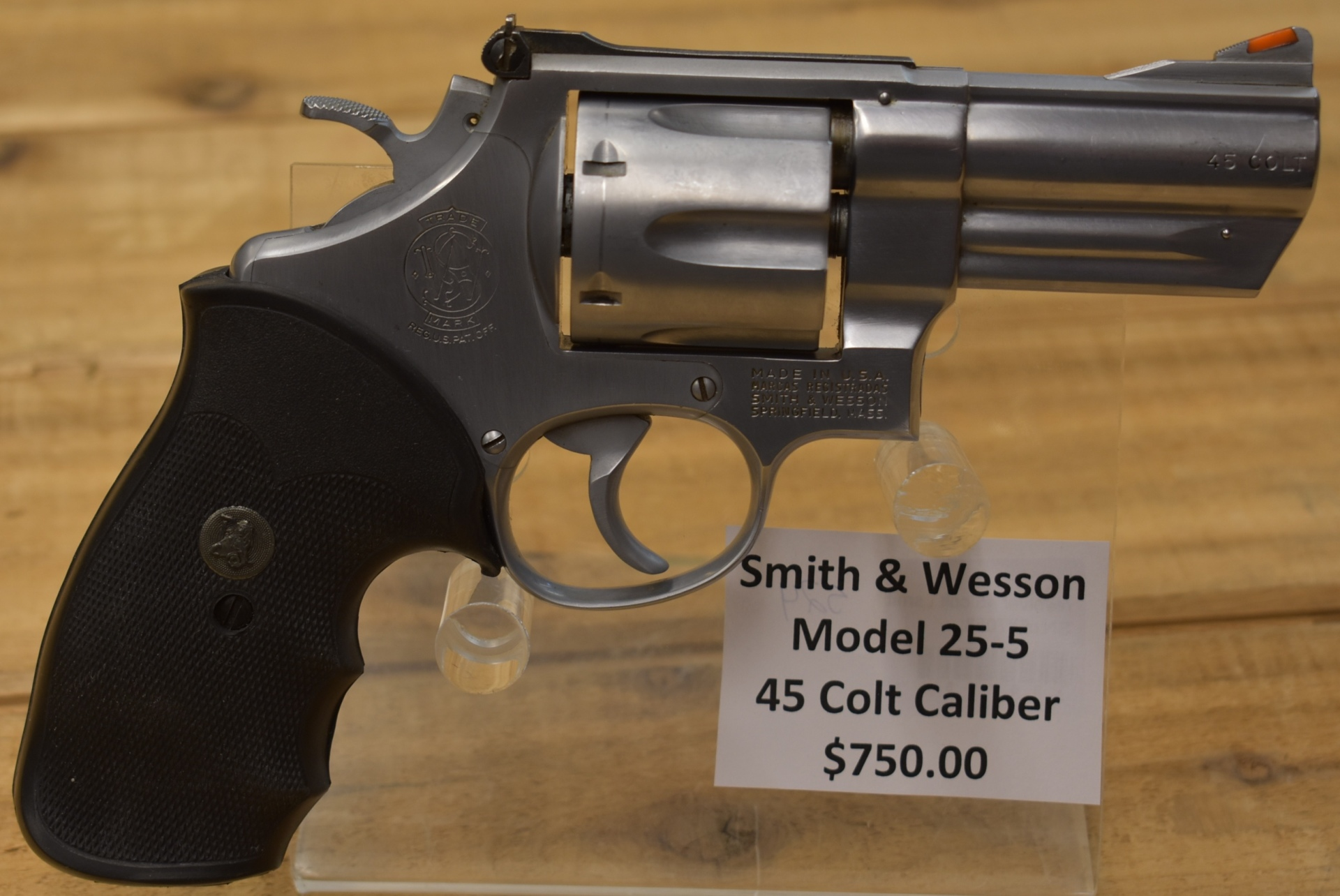 Smith & Wesson Model 25-5