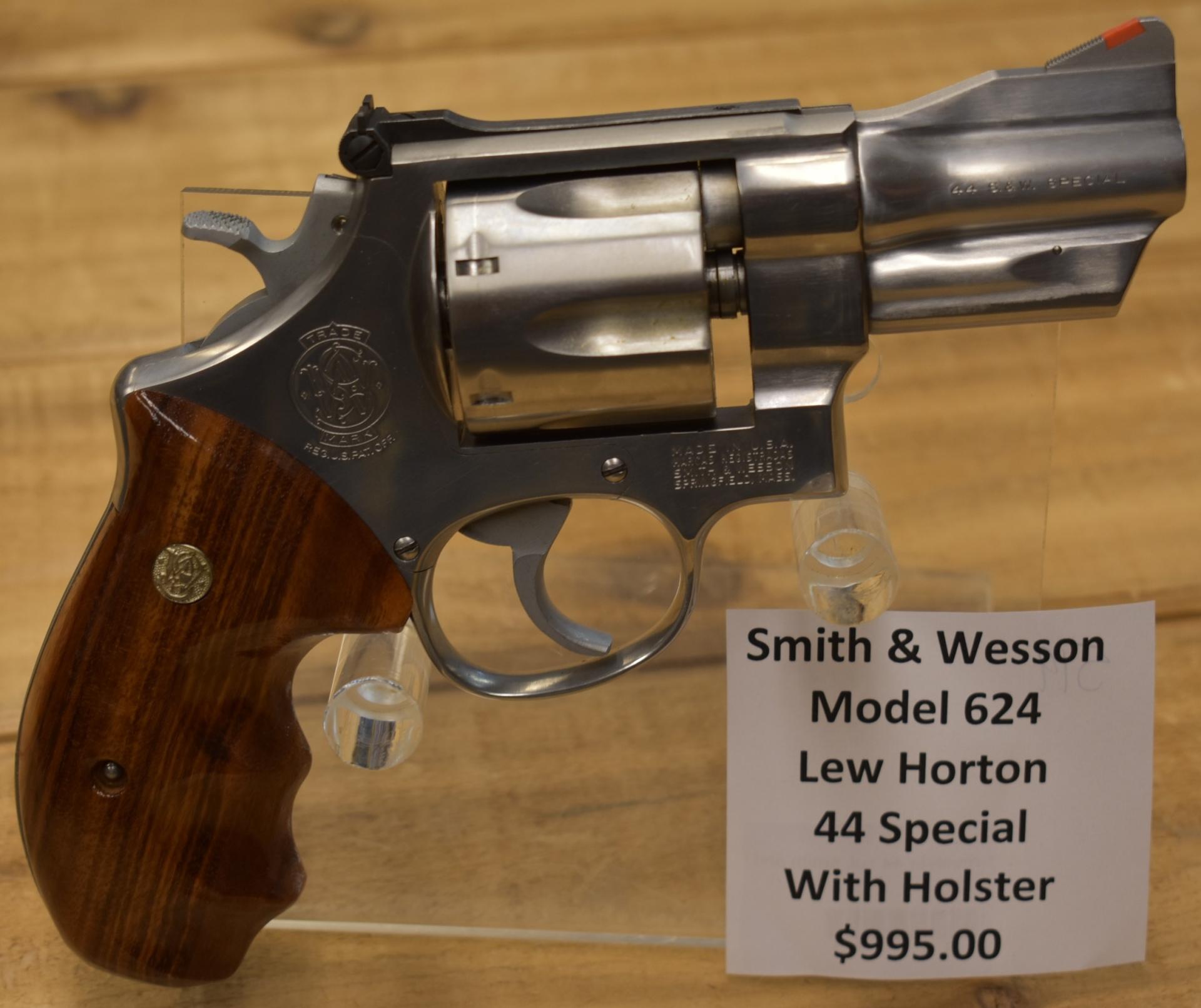 Smith & Wesson  Lew Horton Edition