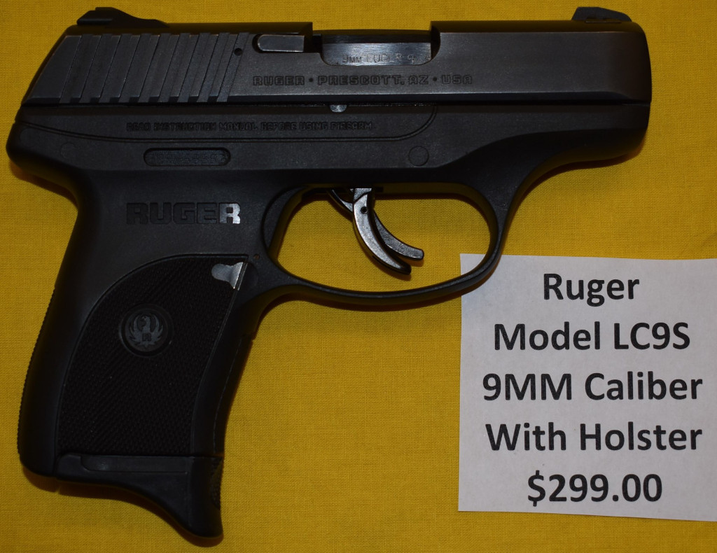 Ruger Model LC9s