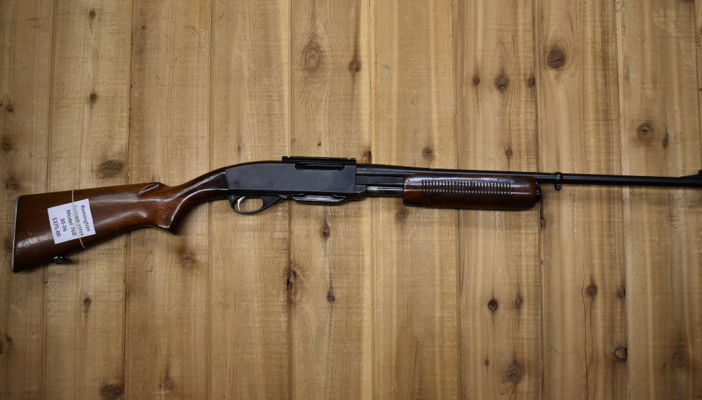 Remington Gamemaster Model 760