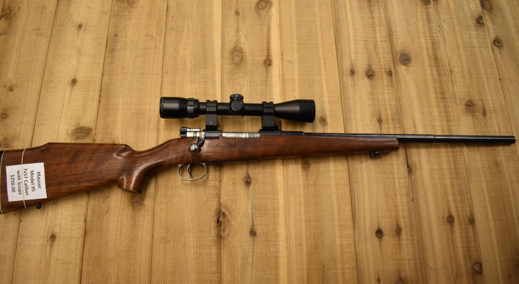 Mauser Model 95