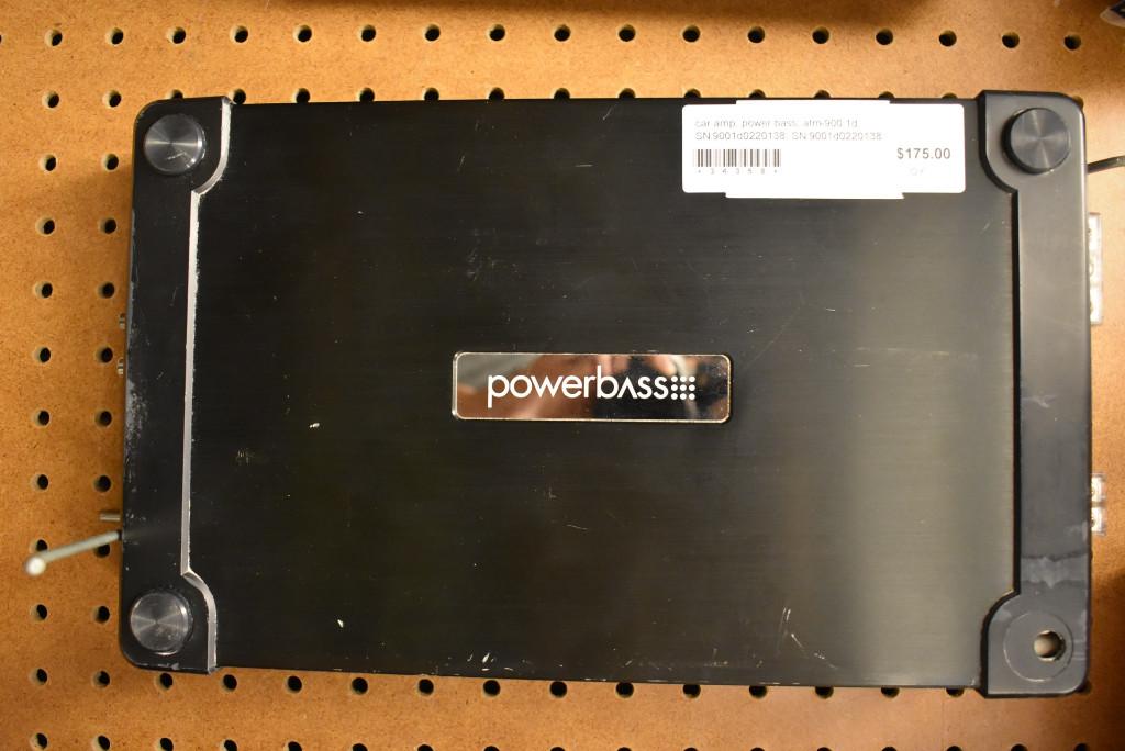 Powerbass ATM-900.1D