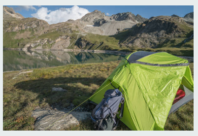 Getting the Best Campsites