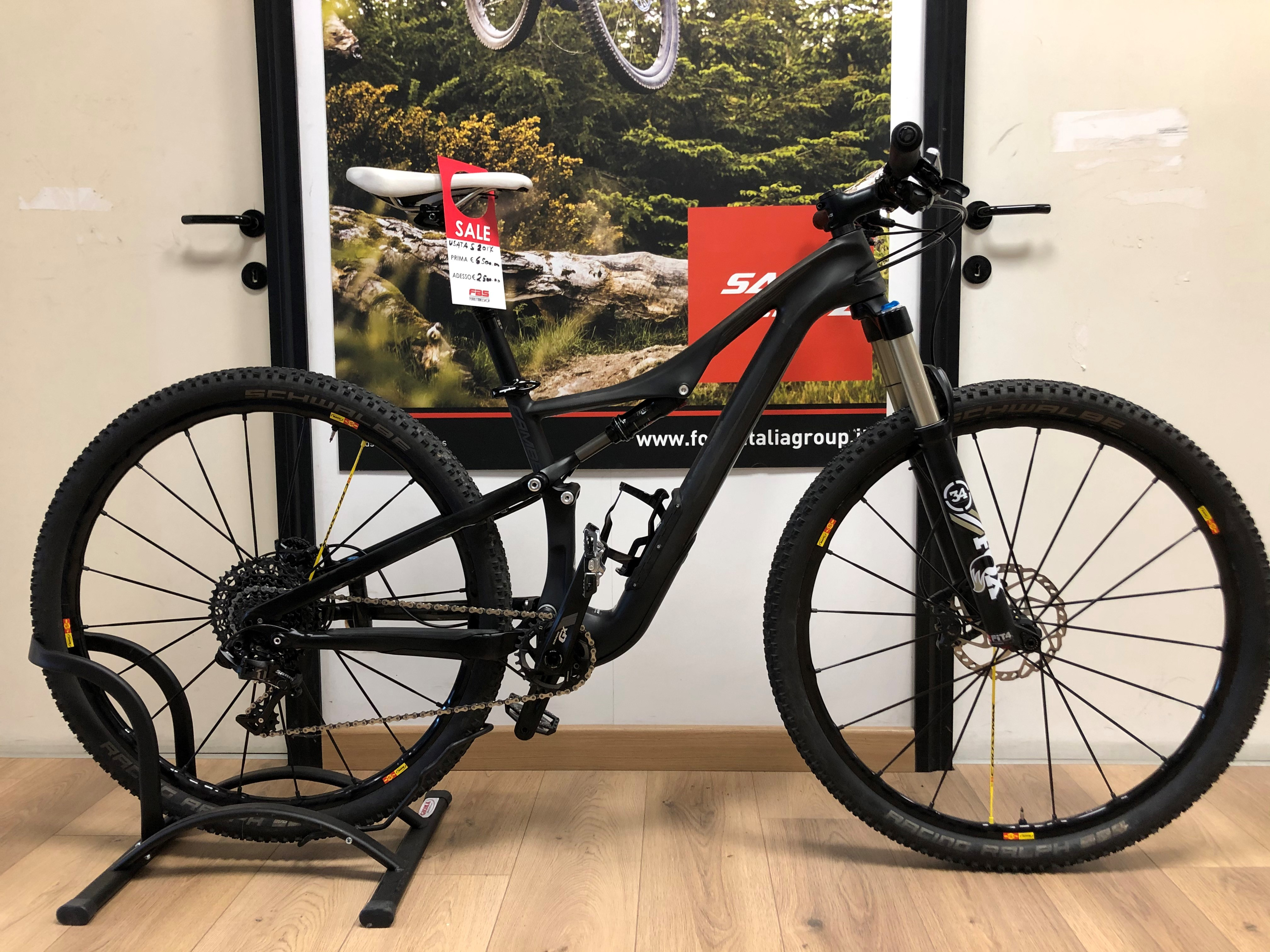 Specialized Camber 2017