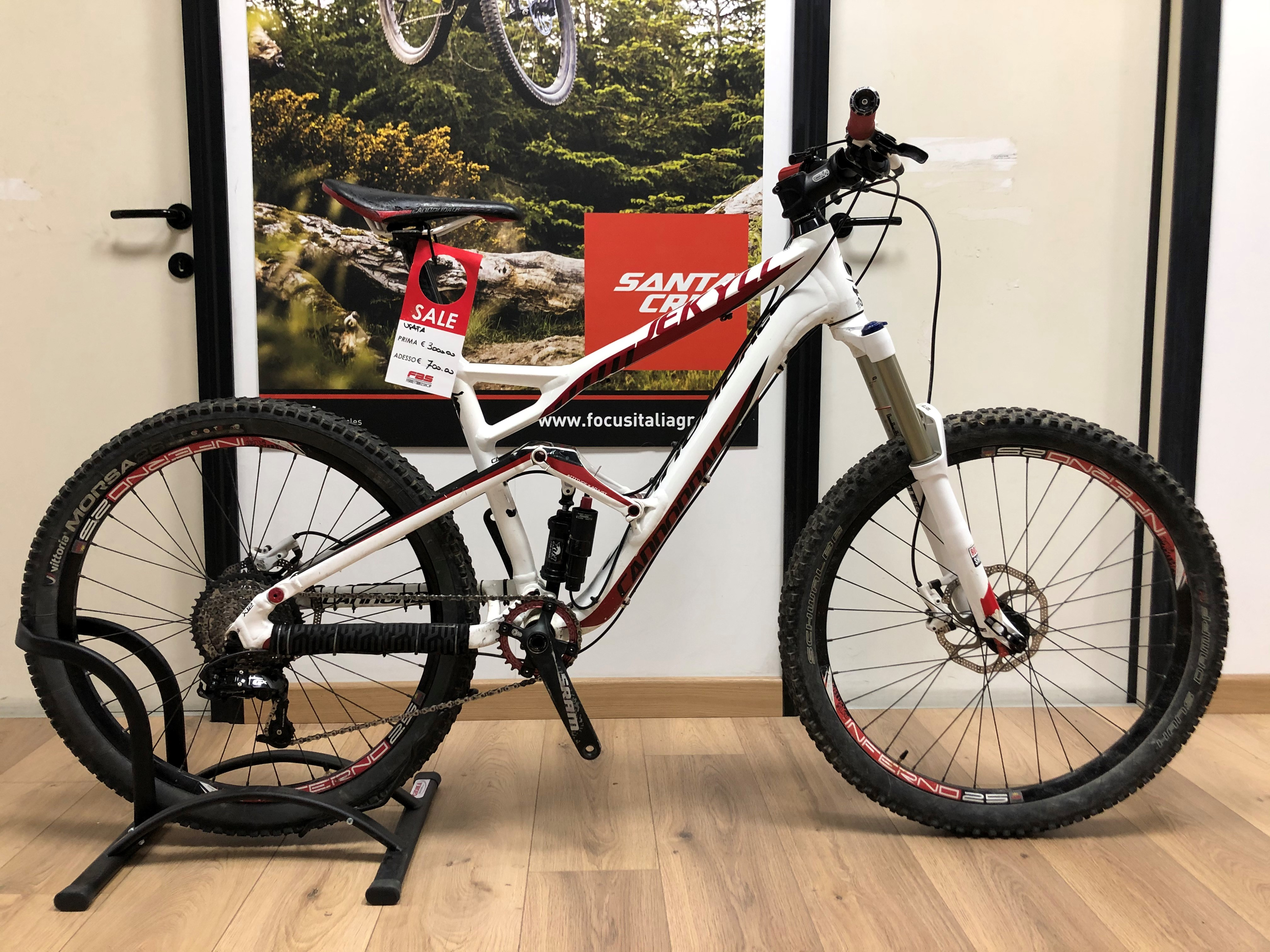 Cannondale Jekyll 4 2012
