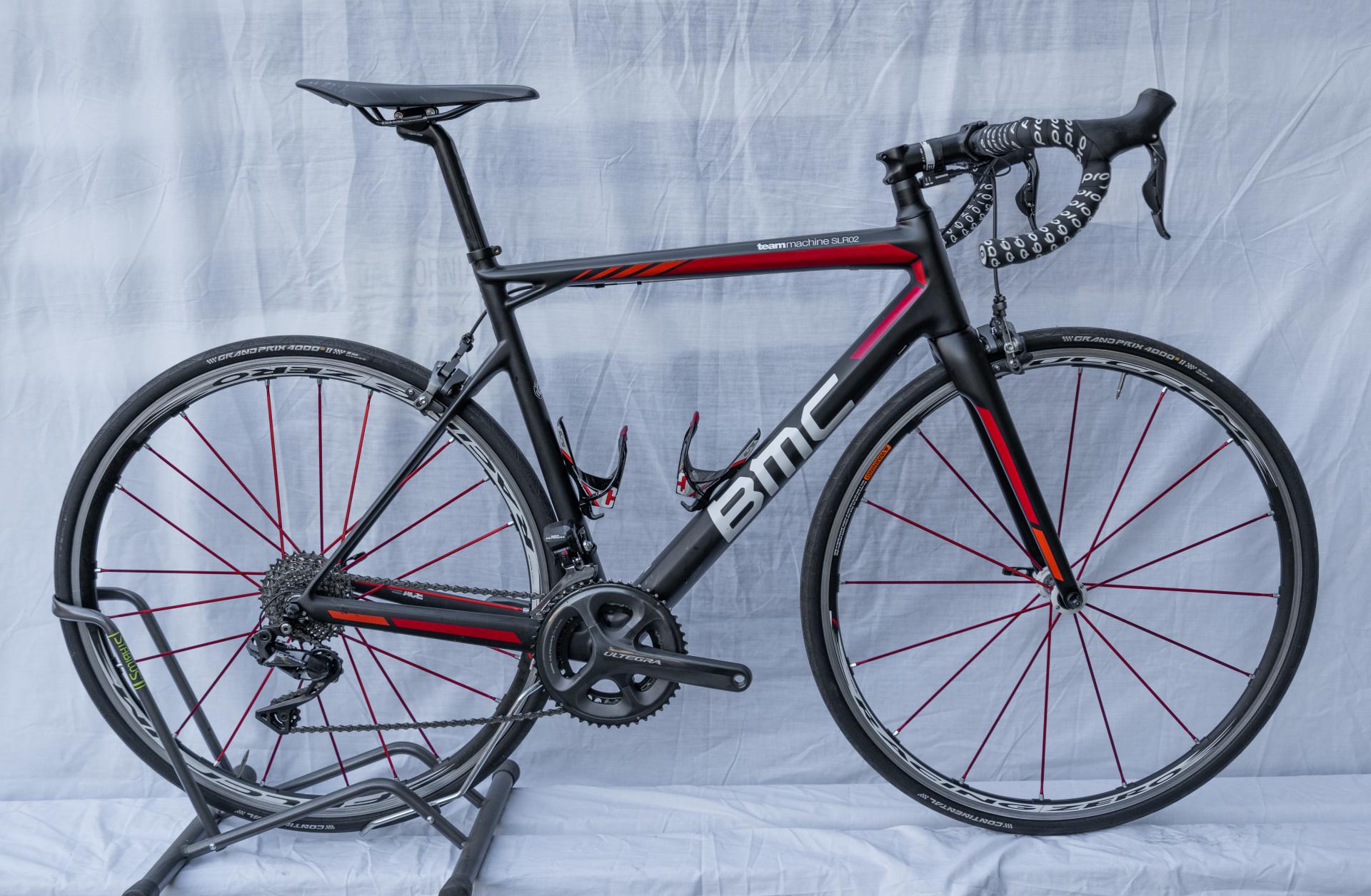 BMC Team Machine SLR02  Carbonio