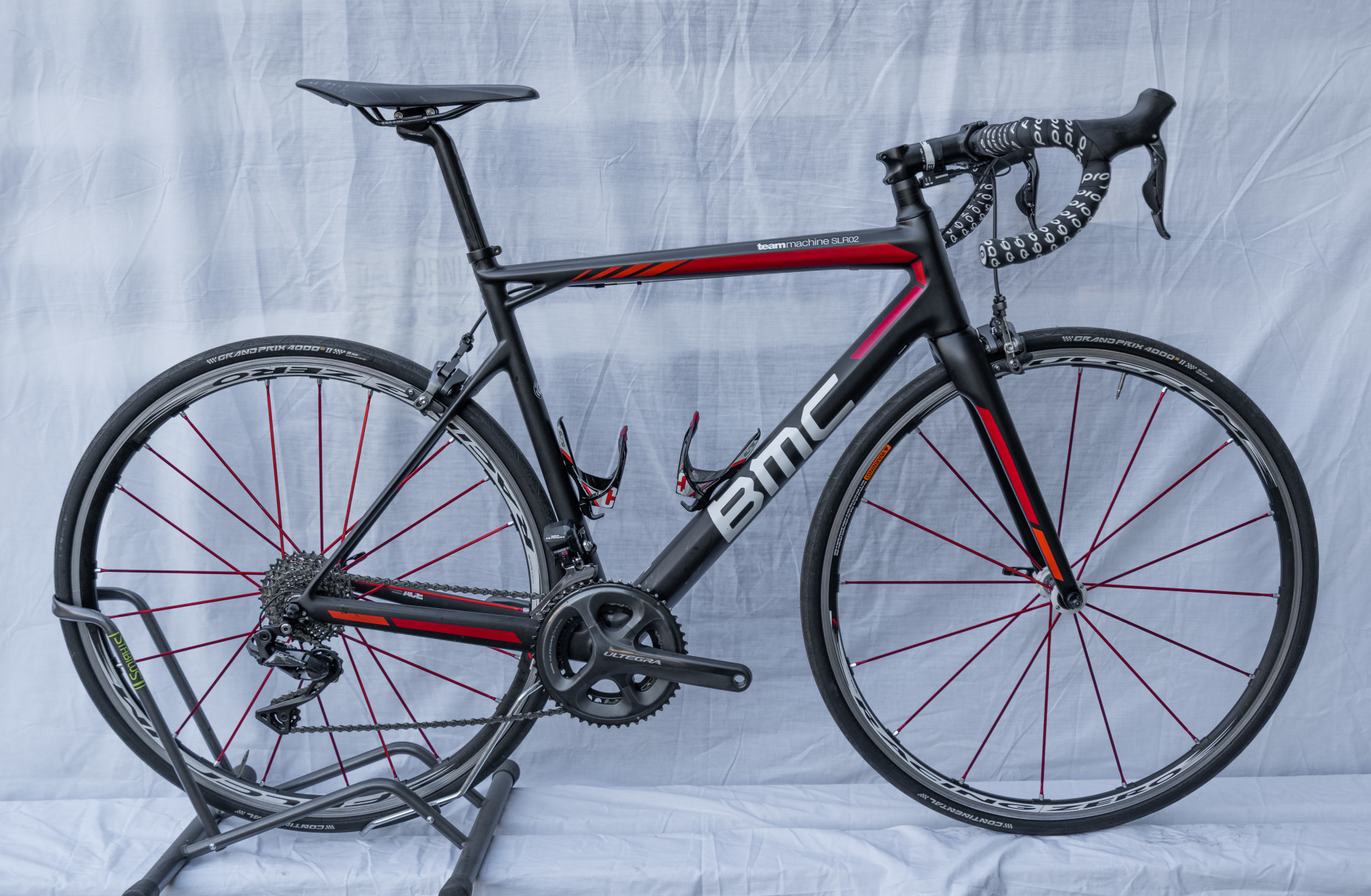BMC Team Machine SLR02  Carbonio