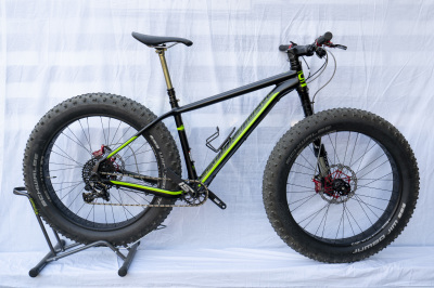 Fat Bike Cannondale SL Alluminio 26""