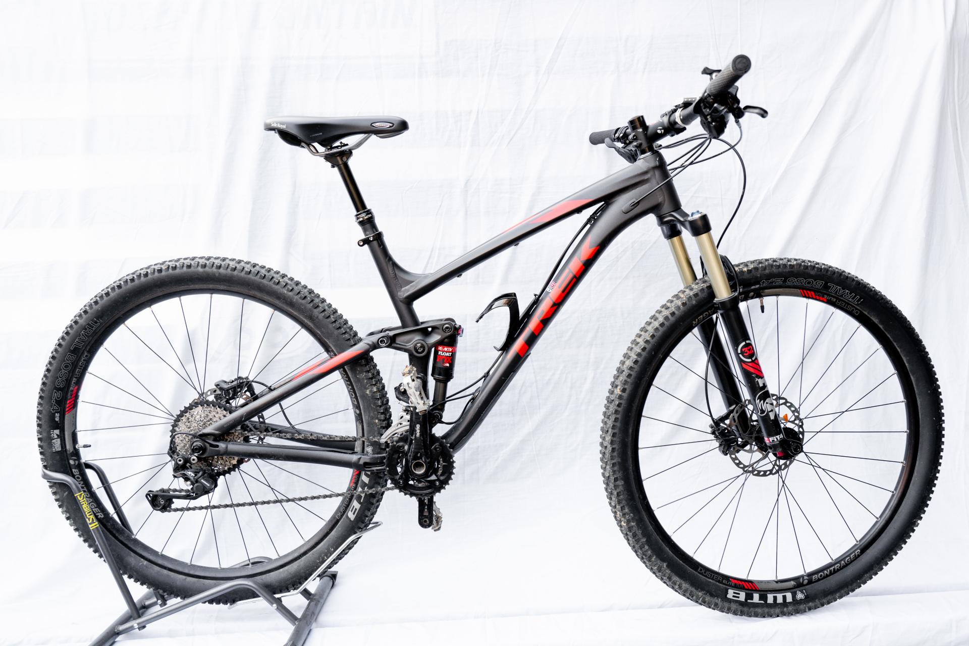"""Trek Fuel EX 9.8 29"""" XT  Carbon"""