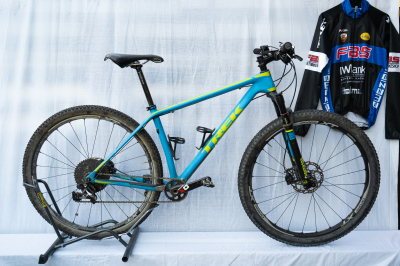 "Trek Superfly 9.8 29"" Carbonio"