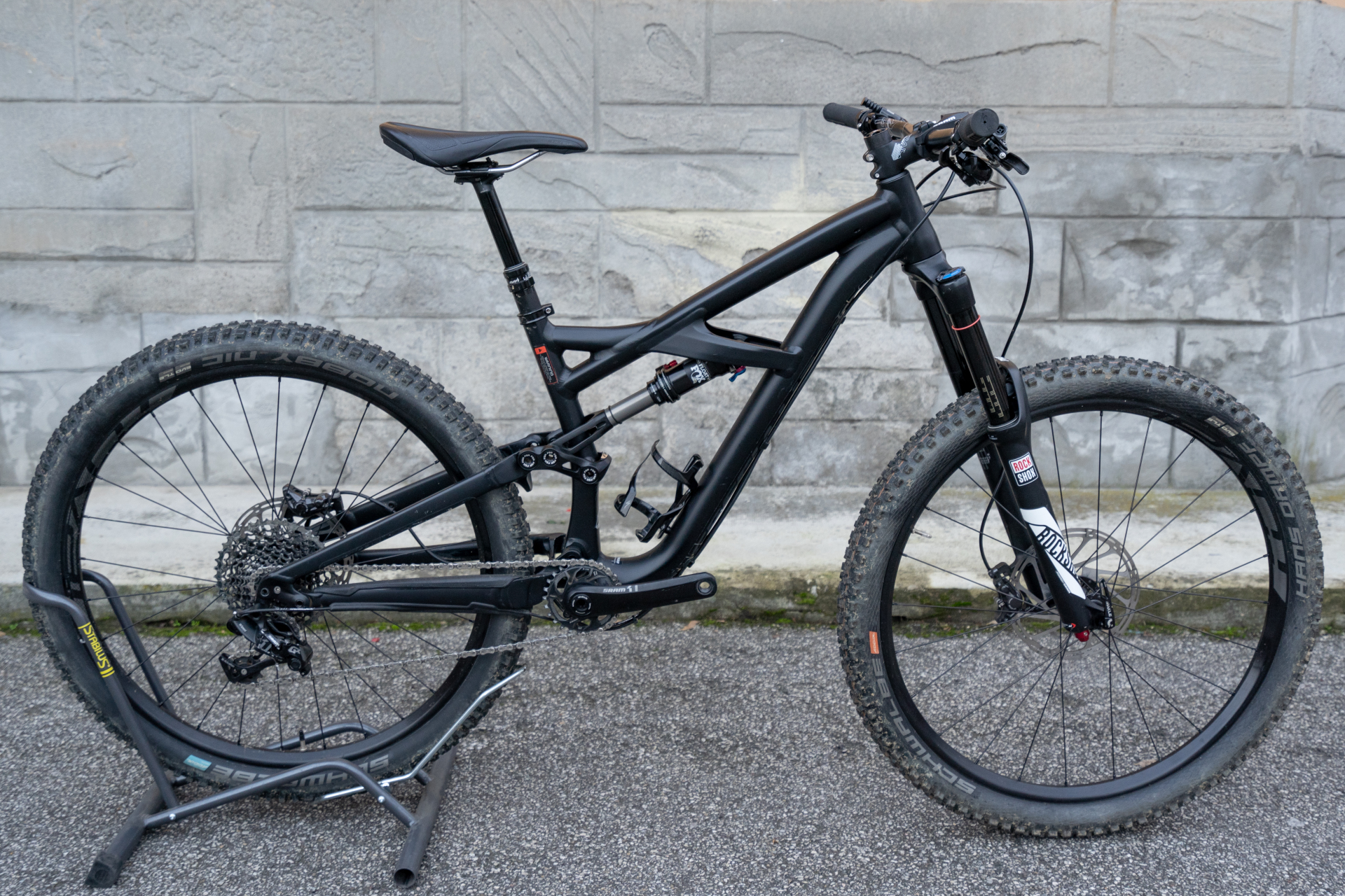 "Specialized Enduro 27,5"" Alluminio"