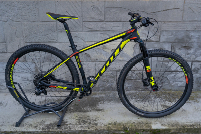 "Scott Scale 29"" Carbon"
