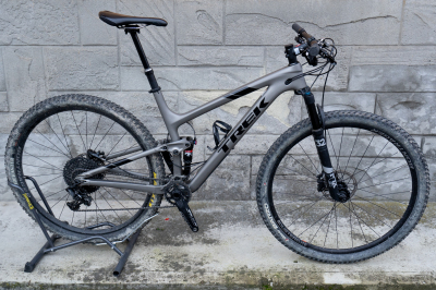 Trek Top Fuel  9.7 Carbonio 29""